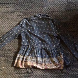 Roxy Sweaters - Roxy boho kimono size XS